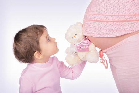 Малыш значительно увеличивается в размере