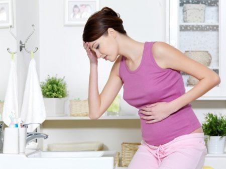 Токсикоз во время беременности