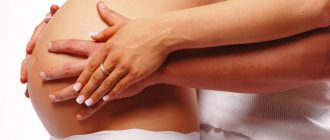Болит живот на 37 неделе беременности достаточно часто