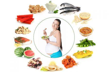 Соблюдаем правильное питание при беременности