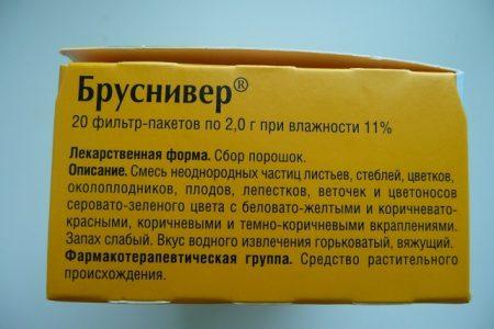 Состав препарата
