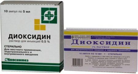 Формы препарата
