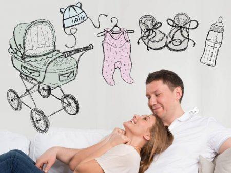 Планирующие беременность родители