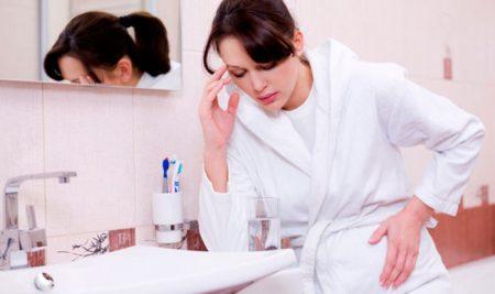 Боли в животе, как возможный симптом появления глистов