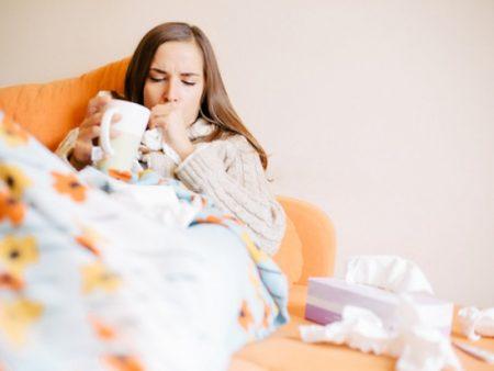 Кашель при беременности нужно лечить