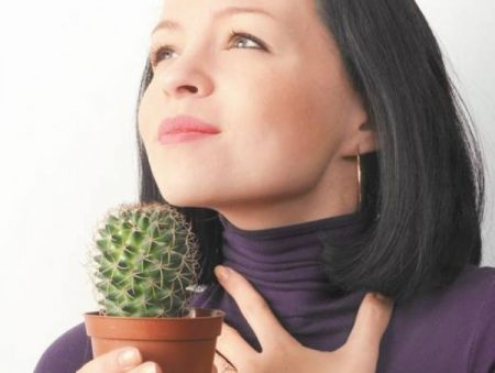 Ненужно терпеть боли в горле