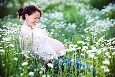 Хорошее самочувствие важно для благополучного протекания беременности