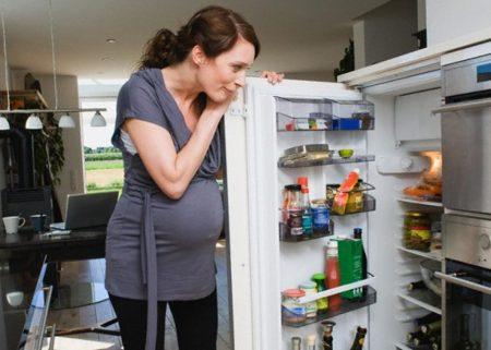 Что делать если пропал аппетит при беременности