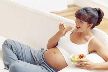 Правильное питание очень важно при лечении молочницы
