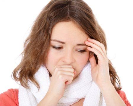 Кашель и заболевания горла у женщин