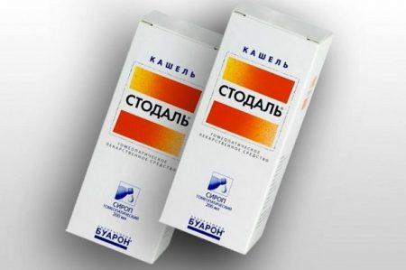 Пример упаковки препарата