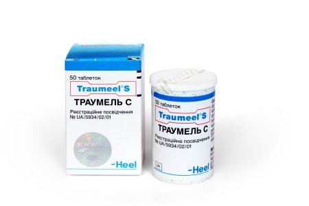 Препарат Траумель в таблетках